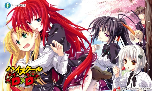 High School DxD(Display Pic)