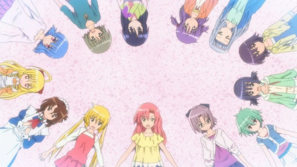 Hayate no Gotoku! Cuties(Display Pic)