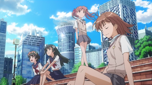 Toaru Kagaku no Railgun S(Display Pic)