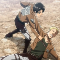Shingeki No Kyojin 4 & 5 - He is back