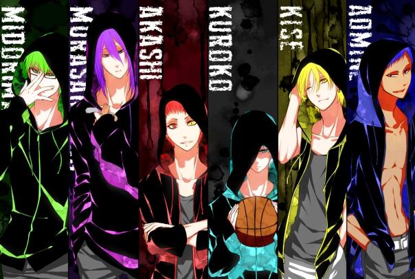 Kuroko no Basket Season 2