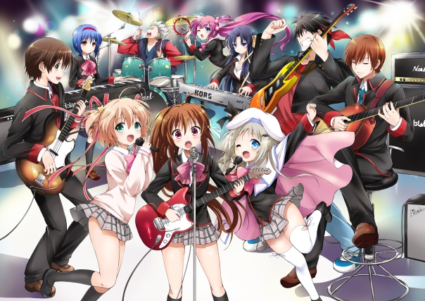 Little Busters! Refrain(Display Pic)