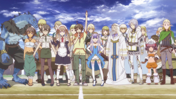 Outbreak Company(Display Pic)