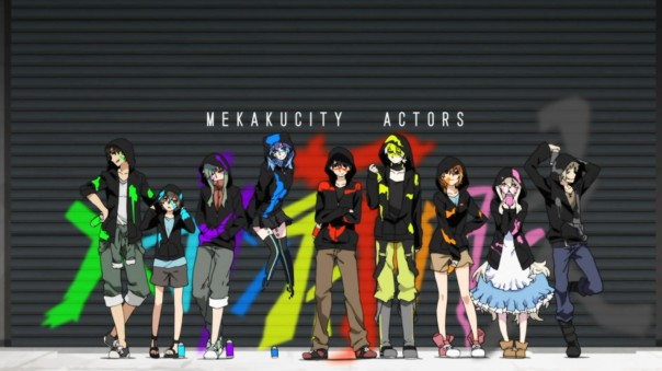 Mekakucity Actors(Display Pic)