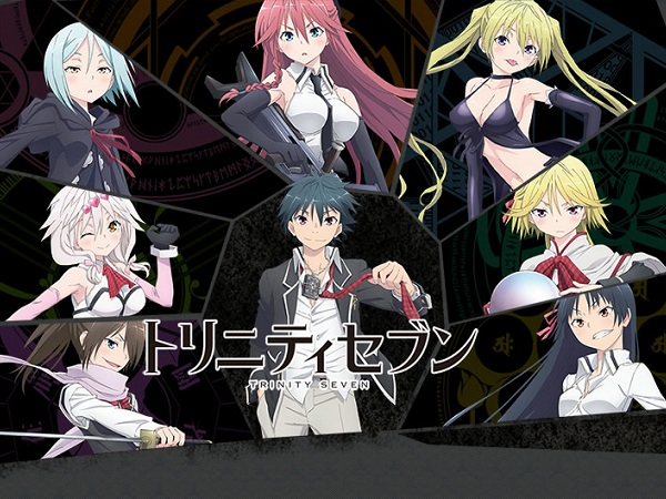 Trinity Seven (Display Picture)