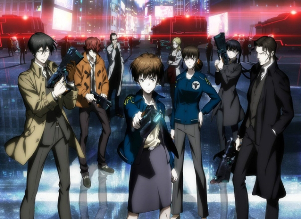 Psycho-Pass2 (Display)