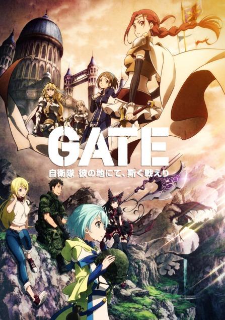 gate-jieitai-kanochi-nite-kaku-tatakaeri-poster